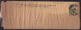 5656. Great Britain, 1912, Postal Stationery - 1902-1951 (Kings)