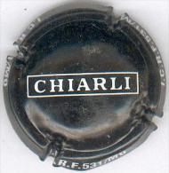 CAPSULE-ITALIE-CHIARLI Noir & Blanc - Placas De Cava