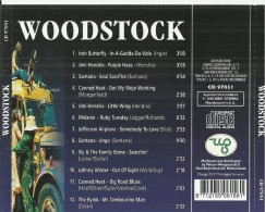 WOODSTOCK - CD 2000 BIEM / STEMRA - HOLLAND - 12 TRACKS - TRACK 2-4-5-7-9 LIVE RECORDINGS - OTHER TRACKS RERECORDINGS - - Music & Instruments