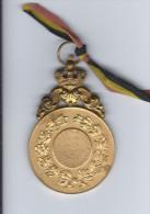 372. TUBIZE.  Cercle Royal Horticole Et De Petit élevage. 1928. Médaille H. Heusers - Professionals / Firms