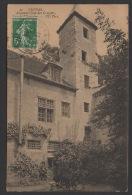 DF / 58 NIÈVRE / NEVERS / ANCIENNE COUR DES COMPTES RUE DE L' ORATOIRE / CIRCULÉE EN 1914 - Nevers