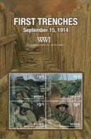 BEQUIA Of ST.VINCENT ; SCOTT # ; IGPC 1403 SH ; MINT N H STAMPS (  WORLD WAR I - St.Vincent & Grenadines