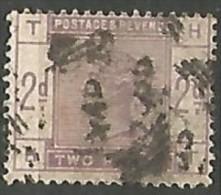 GRANDE-BRETAGNE  N� 78   OBL TB