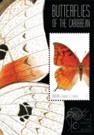 CANOUAN Of ST.VINCENT ; SCOTT # ; IGPC 1119 S ; MINT N H STAMPS (  BUTTERFLIES - St.Vincent & Grenadines