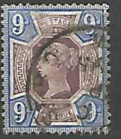 GRANDE-BRETAGNE  N° 101    OBL TTB - 1840-1901 (Regina Victoria)
