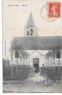LES CLAYES - L'Eglise - Les Clayes Sous Bois