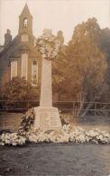 Suffolk - BELSTEAD, War Memorial - Real Photo
