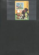 Equatorial Guinea S/S  WC 1974 Perf MNH - Coppa Del Mondo