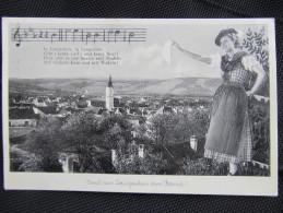 AK LANGENLOIS 1937 // /  D*13310 - Langenlois