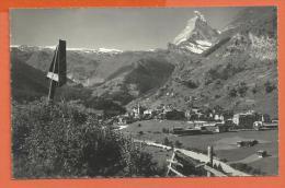 CGG3-13 Lot De 3 Cartes De La Région Zermatt Non Circulé - VS Wallis