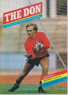 Official Football Programme ABERDEEN - AKRANES Iceland  European Cup ( Pre - Champions League ) 1985 1st Round - Habillement, Souvenirs & Autres