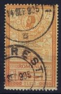 Romenia, 1903 Mi 159  Used, Yv 150, - 1881-1918: Carol I