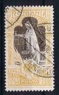 Romenia, 1906 Mi 207 , Yv  202 Used - 1881-1918: Carol I