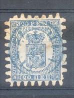 FINLANDE FINLAND SUOMI FINLANDIA YVERT NR. 8 OBLITERE - 1856-1917 Russian Government
