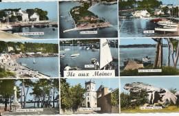 ILE AUX MOINES ... MULTIVUES - Ile Aux Moines