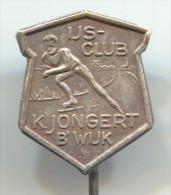 FIGURE SKATING - IJS CLUB K.JONGERT, Pin, Badge - Skating (Figure)