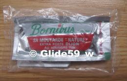 Condiments Bornibus Sous Vide (sel, Poivre Et Moutarde) - Aviation Commerciale