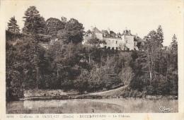 Environs De Saint-Vit - Roset-Fluans - Le Château - Carte CIM - Francia