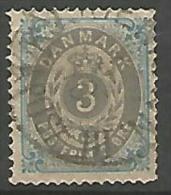 DANEMARK N� 22B  OBL TB