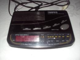 RADIO REVEIL  Tropico - Appareils