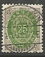 DANEMARK N� 27  OBL TTB