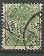DANEMARK N� 35  OBL TB