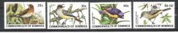 Dominica 1981 Birds MNH CV �5.45