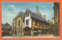 N14/ 258, Montluçon, Eglise St-Pierre, Non Circulée, 1 Trace De Colle Au Dos - Montlucon