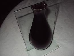 VASE EN VERRE - Glass & Crystal