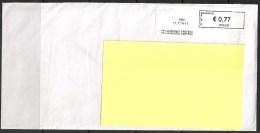 Frankeervignet  Op Brief   PP Louis Delh Casteau - Automatenmarken (ATM)