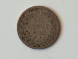 PAYS BAS 10 CENTS 1849 Willem III - [ 3] 1815-… : Kingdom Of The Netherlands