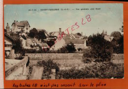 CPA 95  BOISSY-L'AILLERIE,  Vue Générale Coté Nord   Aout  2014 Div 299 - Boissy-l'Aillerie