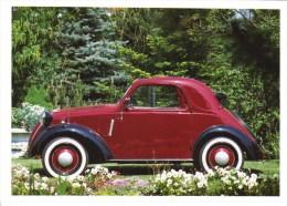 Fiat Topolino  -  1936   -  CPM - Voitures De Tourisme