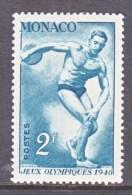 MONACO   206   *   SPORTS   DISCUS - Unused Stamps