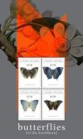 UNION ISL. Of ST.VINCENT ; SCOTT # ; IGPC 1116 SH ; MINT N H STAMPS ( BUTTERFLIES - St.Vincent & Grenadines