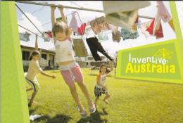 Australia 2009 Inventive Australia Prestige Booklet MNH - Booklets