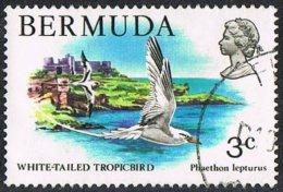 Bermuda SG387b 1983 Definitive 3c Fine Used - Bermuda