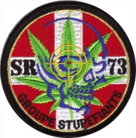 Gendarmerie - Section De Recherches 73 Groupe Stupefiants - Police