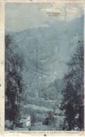 VALLE DEL LANTERNA CON VEDUTA DI LANZADA (VALMALENCO) VIAGGIATA 1926 - Altre Città