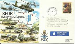 BH 1999-SFOR, BOSNA AND HERZEGOVINA, FROM BH-SFOR TO ZAGREB - Militaria