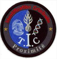 Gendarmerie - Technicien En Identification Criminelle De Proximité - Police & Gendarmerie