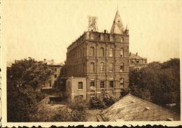 Binche  - Collège Patronné De N.D. De Bon Secours - Le Collège, Vue Ouest - Binche
