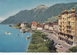 BRUNNEN   SCHIFF   BOAT - SZ Schwyz