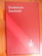 Grundwissen Geschichte - 3. Temps Modernes (av. 1789)