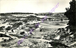 13. LA COURONNE . La Cote Bleue . Le Camping Et Les Etablissements De Ste Croix . - France