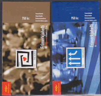 Europa Cept 2006 Iceland 2 Booklets ** Mnh (F1258) - Europa-CEPT