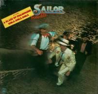 * LP *  SAILOR - TROUBLE (Holland 1975) - Disco, Pop