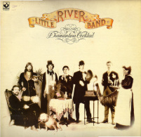 * LP *  LITTLE RIVER BAND - DIAMANTINA COCKTAIL (Holland 1977) - Country En Folk