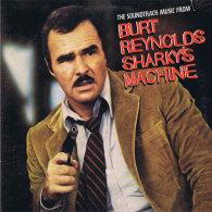 * LP *  SOUNDTRACK MUSIC FROM BURT REYNOLDS SHARKY'S MACHINE (Germany 1981 EX-!!!) - Filmmuziek