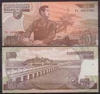 Korea Nord , 10 Won , 1998 ,  P-41 , UNC - Korea (Nord-)